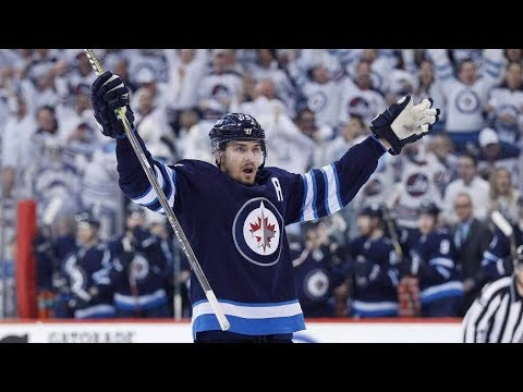 low priced 9bf99 7137b Winnipeg Jets 2019 Playoff Trailer