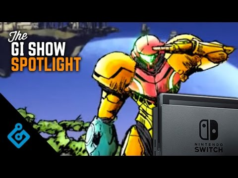 What We Want From Metroid On The Nintendo Switch
