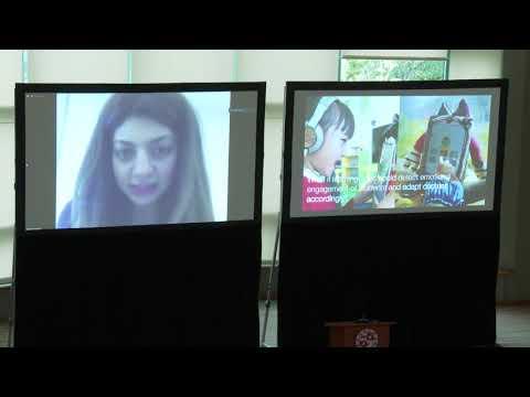 "CSUN Tech Fair 2018 - Rana el Kaliouby ""The Power of Emotions in Technology"""