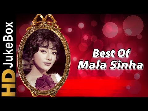 Best Of Mala Sinha Songs | Superhit Old Hindi Songs | Bollywood Classic Songs Collection