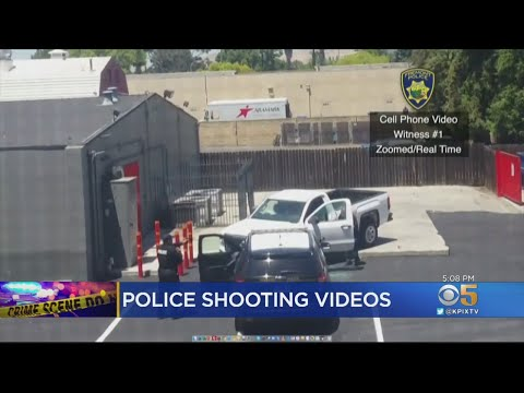 Fremont Police Release Body Cam Videos Of 6 Officer-Involved Shootings