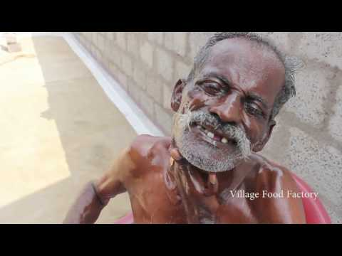Daddy celebrating a Diwali / Prepare Mutton Kulambu and IDLY / VILLAGE FOOD FACTORY