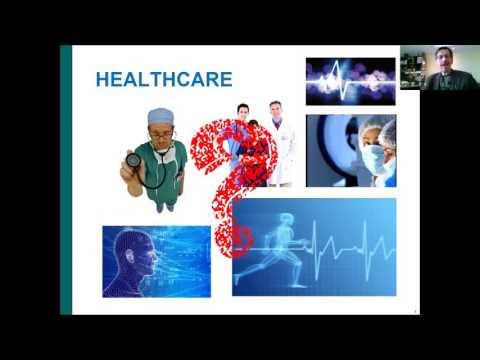 HUB&Spoke Webinar Series Digital Transfomation of Healthcare 2 3 2017