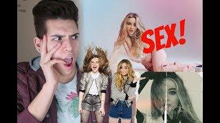 Sabrina Carpenter SEX Fan Fiction!