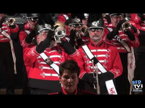 Crusaders Senior Corps of Boston @ 2017 Plymouth Show Home Town Thanksgiving - BFDTV