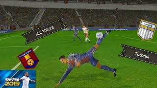 Dream league soccer 2018 all tricks Tutorial
