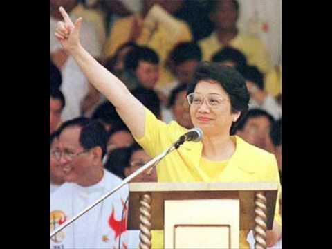 """Para Sayo"" -  A Tribute to President Cory Aquino"