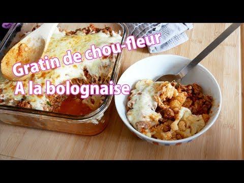 gratin-de-chou-fleur-viande-hachée