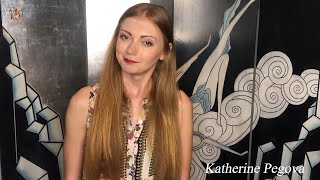 Katherine about modeling