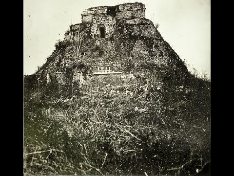 Pre Columbian ruins on the Yucatan Peninsula