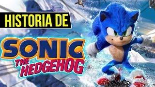 HISTORIA DE SONIC THE HEDGEHOG