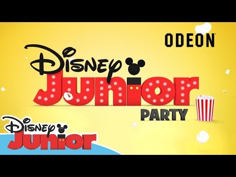 Disney Junior Cinema Party | Mickey and the Roadster Racers! | 25th & 26th March only at ODEON