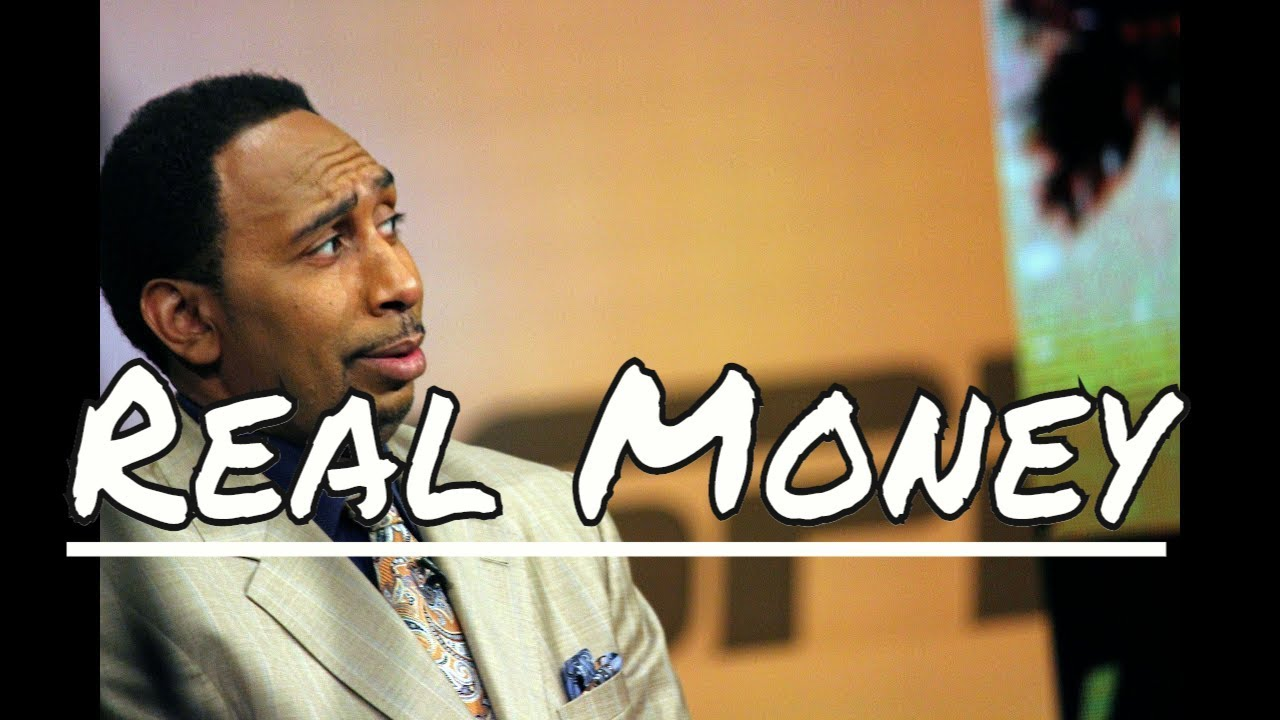 Stephen A  Smith Biography, Income and net worth