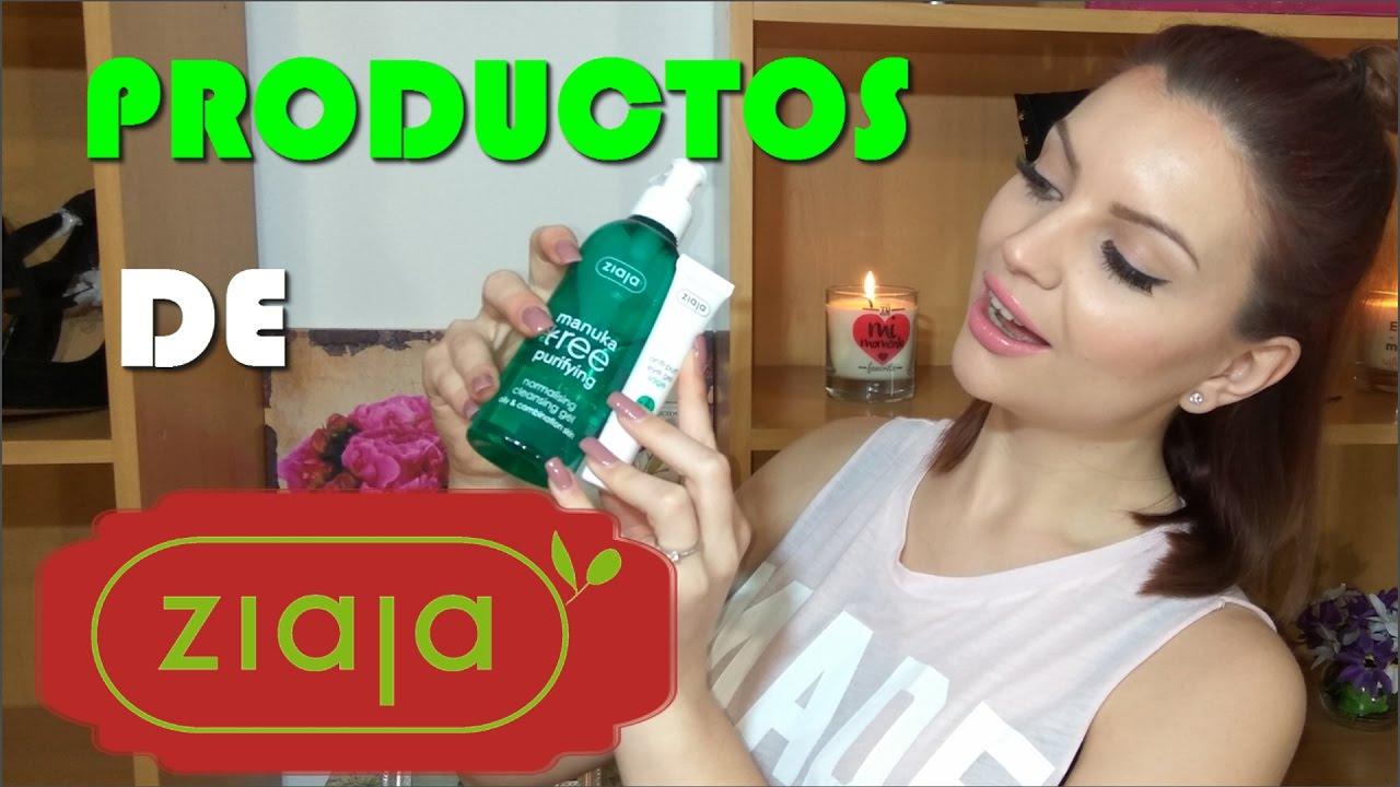 Productos faciales que me encantan!!! - Ziaja y más... - YouTube 04716f1d54a