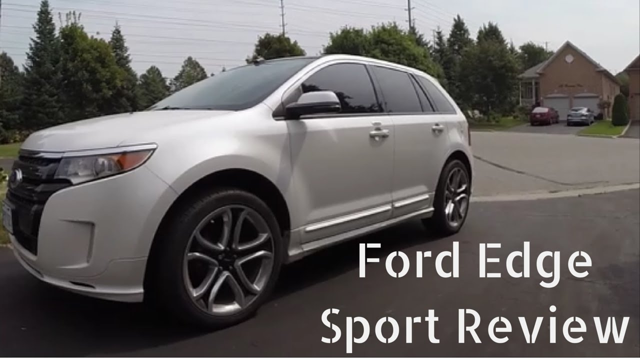 2013 ford edge sport review after 55 000 kms youtube. Black Bedroom Furniture Sets. Home Design Ideas