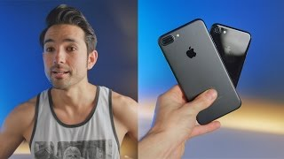 iPhone 7 - Jet Black or Matte Black?