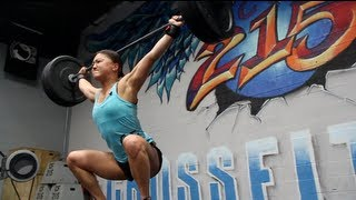 CrossFit - Going to a Different Level: Perrin Behr