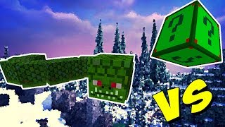NAGA VS. SUPER LUCKY BLOCK VERDE (MINECRAFT LUCKY BLOCK CHALLENGE)