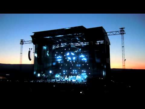 "Phish ""Wolfman's Brother"" With ""Heartbreaker"" Tease @ The Gorge WA 8-6-11"