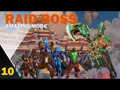 SMITE FR - Raid Boss 10 : Peut-on tuer Chaac ?