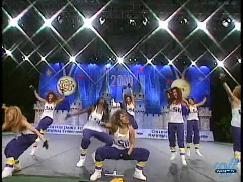 UDA College Nationals 2010: Louisiana State University-Div IA Hip Hop 1st place
