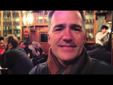 Mike Elgan gets drunk on Absinthe