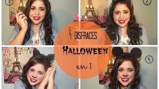 Halloween II: 4 disfraces en 1 Thumbnail