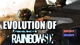 Evolution OF Rainbow Six (1998 - 2015) (Pilot)