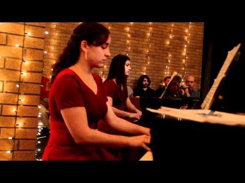 Ukrainian Bell Carol - Piano Quartet