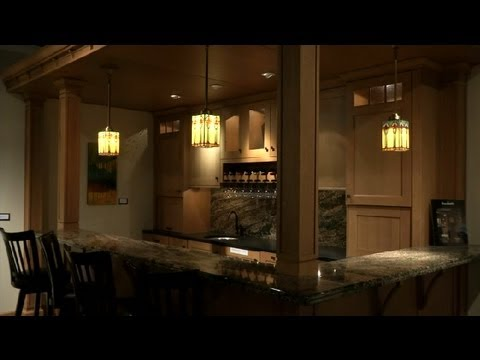 How to Select Kitchen Ceiling Lights : Kitchen Design - YouTube