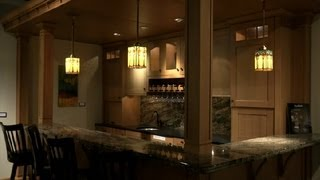 How to Select Kitchen Ceiling Lights : Kitchen Design
