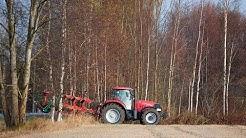 Case IH Puma 170 CVX & Kverneland ES 85 5x5 Seinäjoen Konerengas Oy