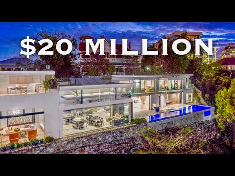 MOST EXPENSIVE MANSIONS IN BRISBANE   AUSTRALIA