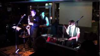 "Gene Hardy Trio: ""When It All Comes Down"" LIVE@TheDrakeHotel"