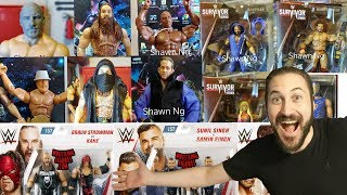 New WWE Action Figure News - Mattel Figure Images & Figure News + TOPPS GIVEAWAY