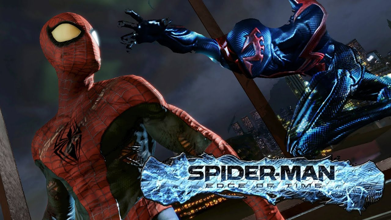 spiderman edge of time awesome final boss walkthrough