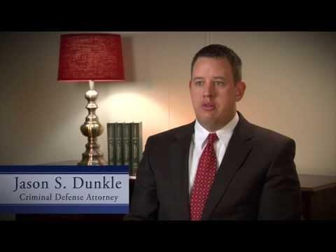 Pennsylvania Criminal Defense Attorney Jason Dunkle Bio