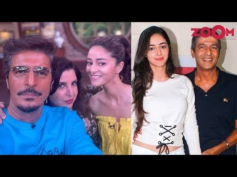 Ananya Panday gets TROLLED for calling father Chunky as Tony Stark | Bollywood News Mp3