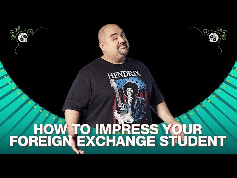 Throwback Thursday: How To Impress Your Foreign Exchange Student | Gabri...