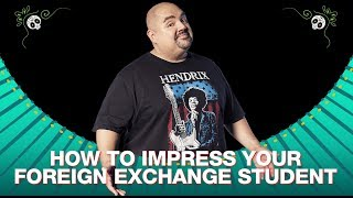 Throwback Thursday: How To Impress Your Foreign Exchange Student | Gabriel Iglesias