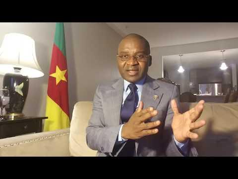 LE BRAQUEUR DE LA REPUBLIQUE ALAIN MEBE NGO'O ET LA JUSTICE CAMEROUNAISE DE MERDE PART 2