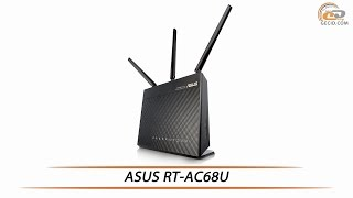 asus rt ac68u router review