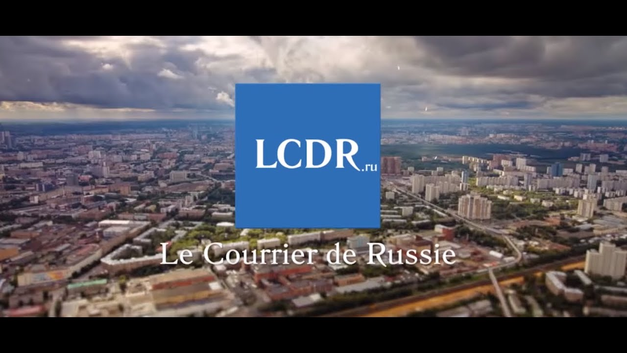 le courrier de russie - pr u00e9sentation