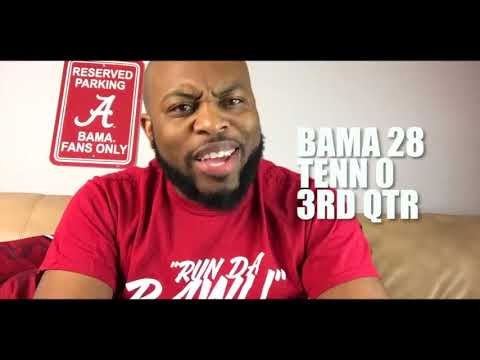 HOW BAMA FANS WATCHED WEEK EIGHT GAMES 2017