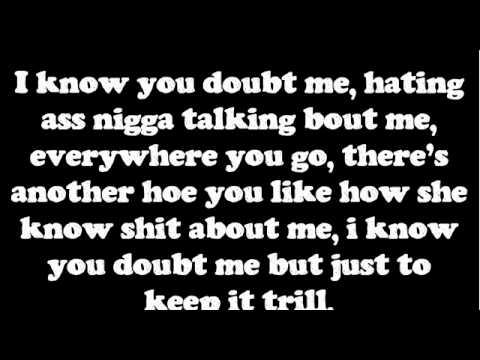 Kirko Bangz- Keep it trill Lyrics