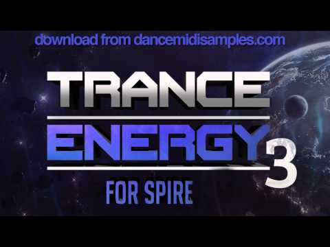 Reveal Sound Spire Presets - Trance Energy 3