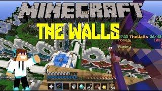 Minecraft: The Walls #21 - SZYBKA RUNDA!