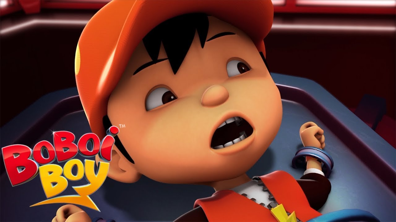 BoBoiBoy - Mail Day! | Kids Cartoons | Kids Videos | Moonbug After School