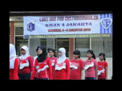 We Are Fourevrent - SMA Negeri 4 Jakarta