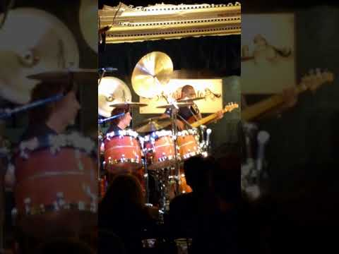 Simon Phillips at Jazz Cafe at Music Hall, Detroit, MI, 2018-02-01